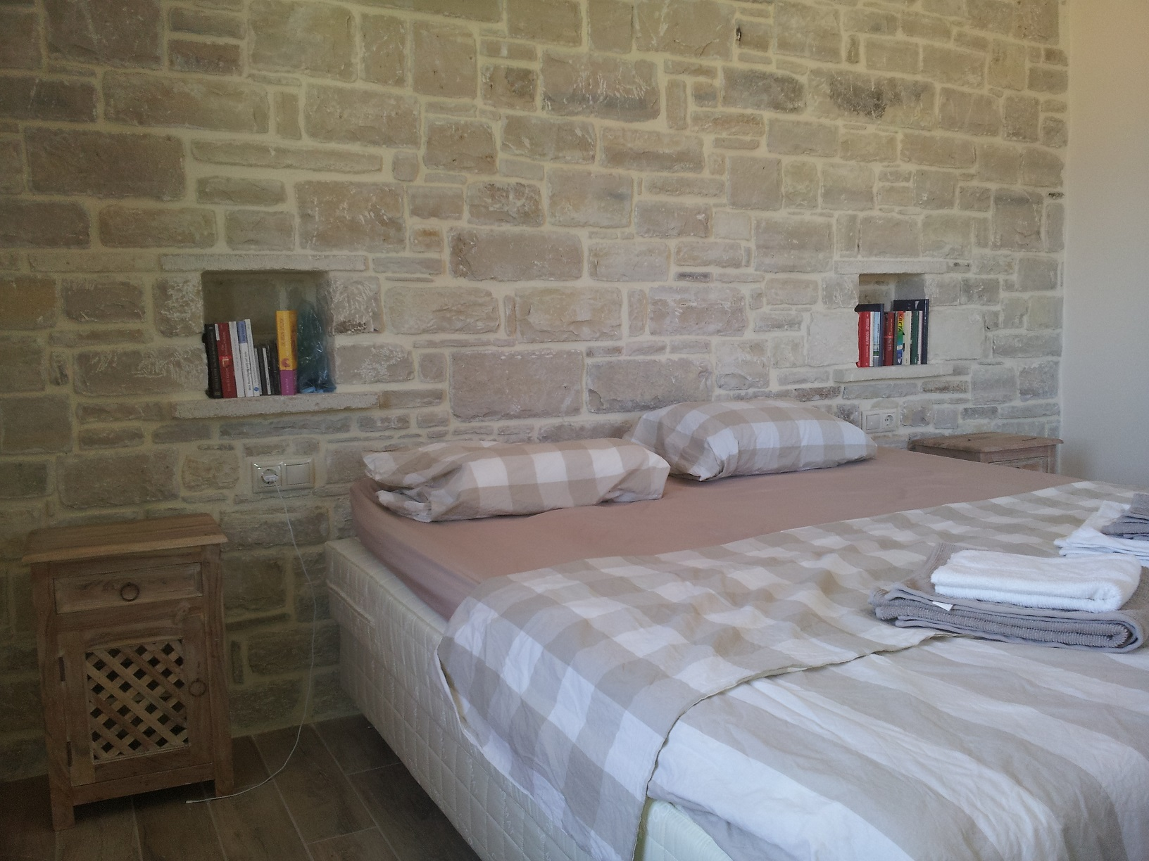 Schlafzimmer / kamilari-kreta.de