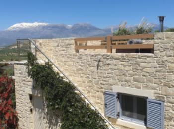Villa Vouno / Berge Kamilari